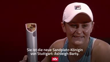 Barty siegt in Stuttgart! Die Highlights des Finales