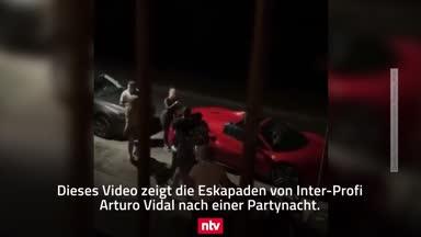 Ex-Bayern-Star sturzbetrunken auf Party-Tour