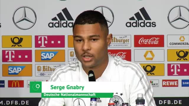 Gnabry zu den neuen Verhaltensregeln beim DFB