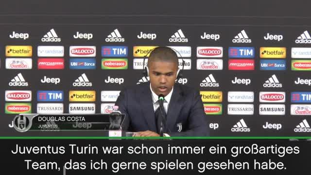 """Costa in Turin angekommen: """"Ich muss spielen"""""""