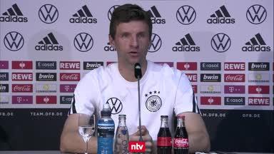 """Müller: Mannschaftsabend? """"Alles schön und gut, aber ..."""""""