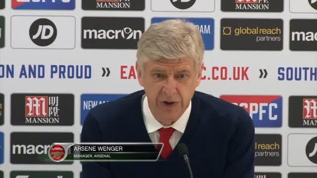 """Wenger: """"Brauchen die Unterstützung der Fans"""""""