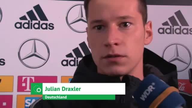 """Draxler: """"Das sollen andere beurteilen"""""""