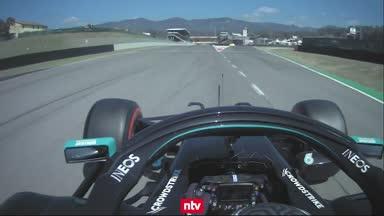 Das ist der F1-Kurs in der Toskana