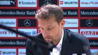 Weinzierl: Mannschaft ohne Selbstvertrauen