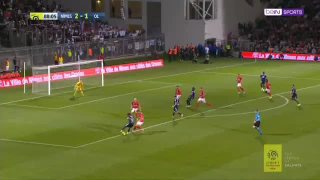 Die Top-5-Tore des letzten Spieltags