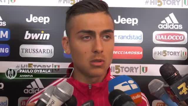 """Coppa Italia: Dybala: """"Mailand nichts schenken"""""""