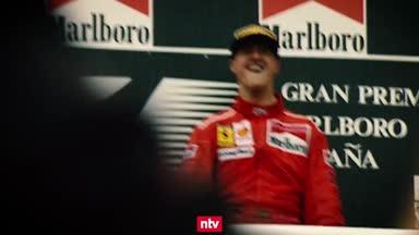 F1 Unvergesslich: Schumis Premierensieg im Ferrari