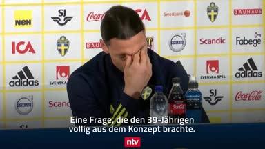 Diese Frage rührt Ibrahimovic zu Tränen