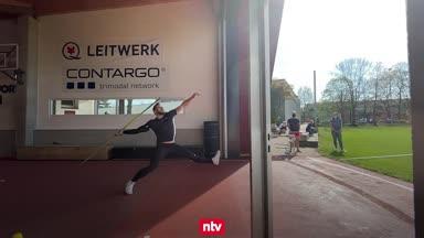 Spektakulär! Vetters 91,5-Meter Wurf im Video