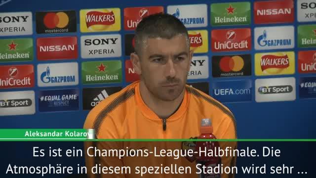 """Kolarov: Atmosphäre in Anfield """"wird besonders"""""""