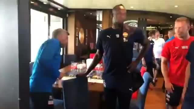 Norwegen: Usain Bolt trainiert bei Erstligisten