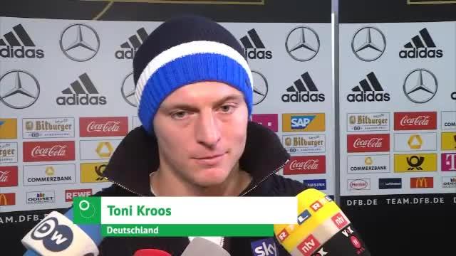 Kroos: Schlussphase sinnbildlich für 2018