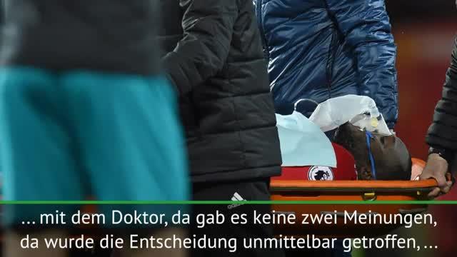 So sorgte sich Mourinho nach Lukaku-Schock