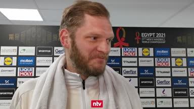 """Handball-Stimmen: DHB-Team froh über """"optimalen WM-Start"""""""