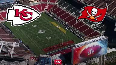 Super-Bowl-Countdown: Wird das Superevent zum Superspreader?