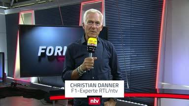"""RTL-Experte Danner zum Monza-GP: """"Schönes Durcheinander"""""""