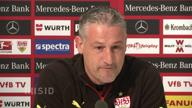 """Stuttgart: Kramny will """"Biss und Willen"""" gegen den HSV sehen"""
