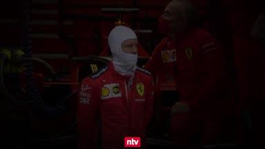 Das sagen Vettel und Leclerc zum Crash