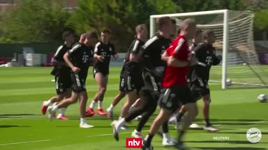 """Bayern vor dem """"Spiel der Spiele"""": """"Viel mehr geht nicht"""""""