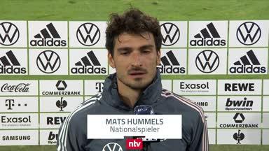 """Hummels nach DFB-Comeback: """"Wirklich ein schönes Gefühl"""""""