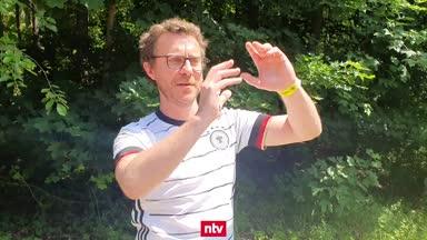So erlebte RTL-Reporter Sven Wenzel die Greenpeace-Aktion