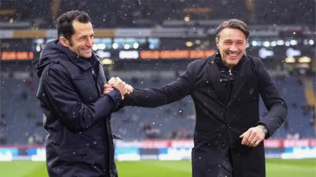 Kovac-Wechsel fix, Vertragsangebot für Robbery