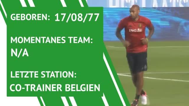 Trainer bei Aston Villa? Thierry Henry im Profil