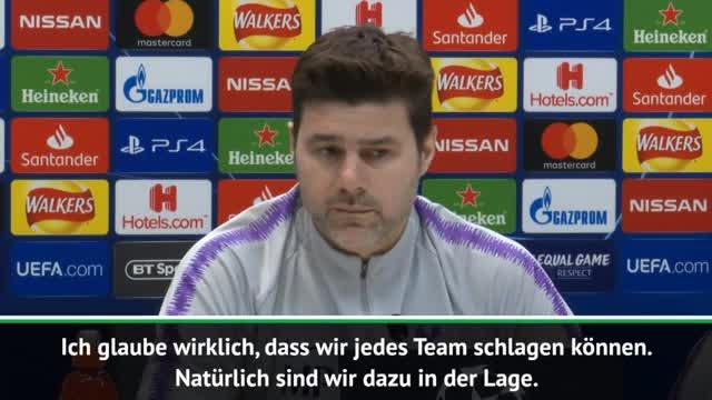 """Pochettino sicher: """"Können BVB schlagen"""""""