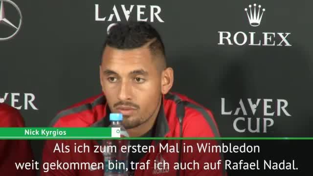 """Kyrgios: """"Alle können Nadal schlagen"""""""