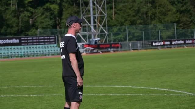 """Buckley: Stöger """"bisschen wie Jürgen Klopp"""""""