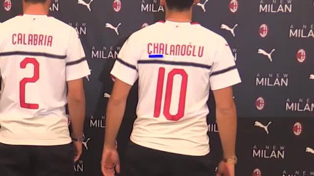 """""""Chalanoglu"""": Milans peinliche Trikot-Panne"""