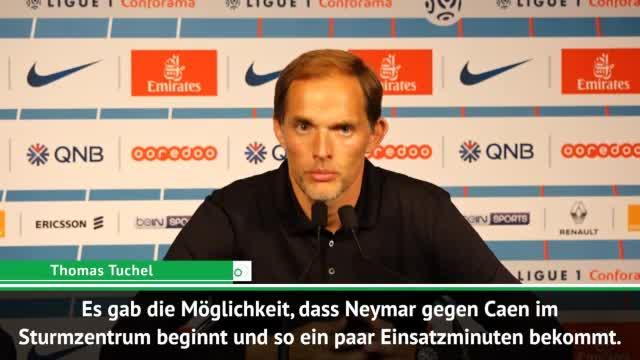 Tuchel äußert sich zu Neymar und Kehrer-Wechsel