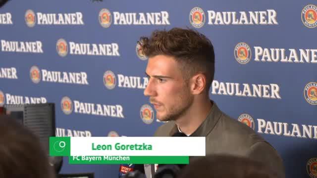 Kovac, Neuer und Goretzka zum Stuttgart-Spiel