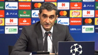 """Valverde: """"Alle dachten an verletzten Messi"""""""