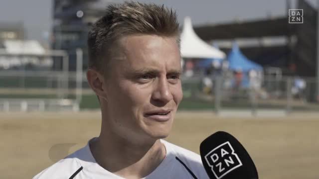 """Hockey: Grambusch: """"Auftakt war sehr gut"""""""
