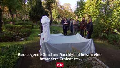 Graciano Rocchigiani bekommt besondere Grabstätte
