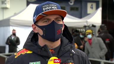 Verstappen, Bottas und Hamilton zum Qualifying