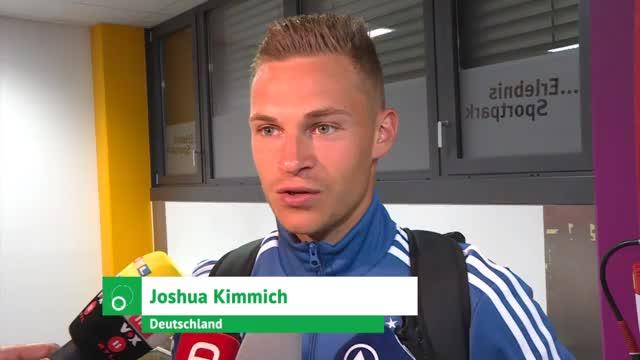 """Kimmich: """"Bis auf Neuer fast alles negativ"""""""