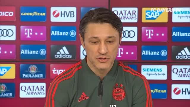 Kovac vielsagend über Jovic und Rebic