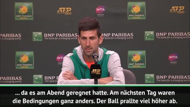 """Kohlschreiber hat Djokovic """"aus Komfortzone gelockt"""""""