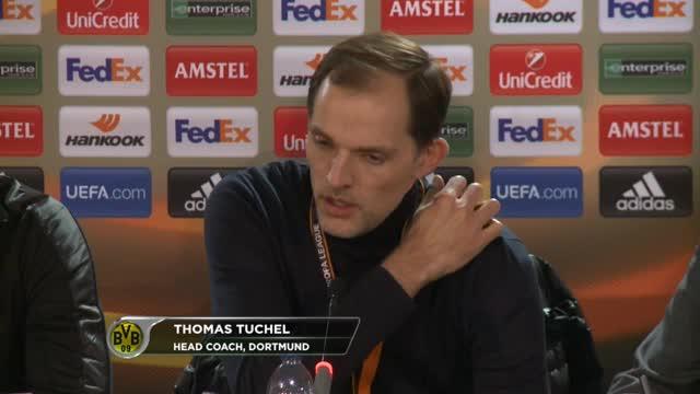 """Tottenham nur mit B-Elf? Tuchel: """"Whatever"""""""
