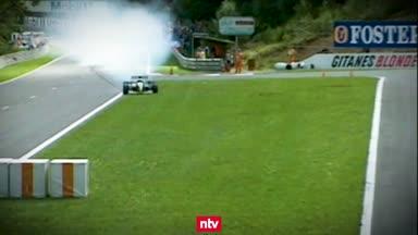 "Andrea de Cesaris - ""Pleiten-Pech-und-Pannen-König"" der Formel 1"