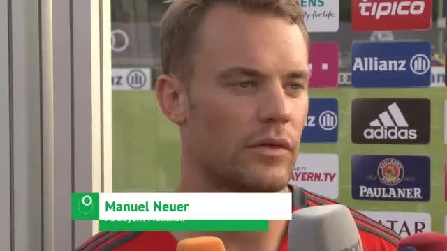 """Neuer: DFB? """"Muss einiges geändert werden"""""""