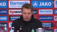 """Kohfeldt nach Leverkusen: """"War der pure Wille"""""""
