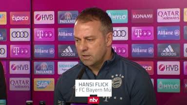 Häme und Hass im Pokal: Das sagen Flick und Co.