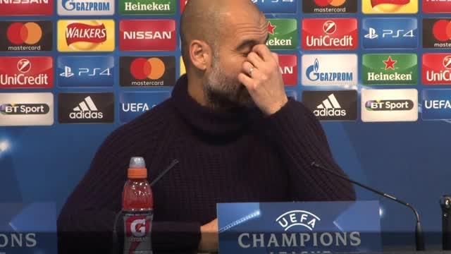 "Guardiola: 1:1 vs. Celtic? ""Hat Spaß gemacht"""