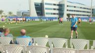 Robben: Stippvisite beim zukünftigen Team?