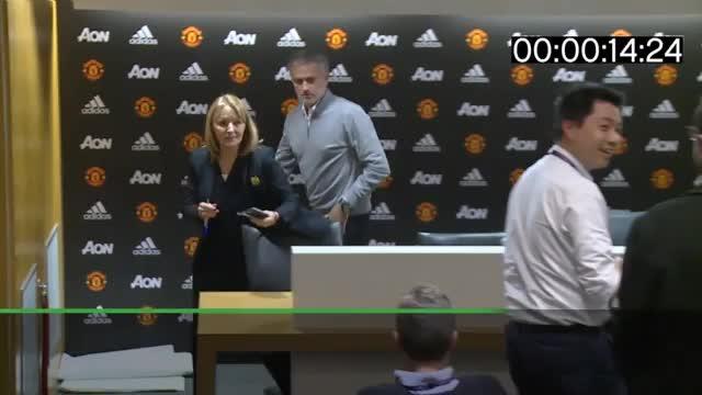 23 Sekunden! Mourinhos Blitz-PK