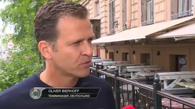 """Confed Cup: Bierhoff: """"Volle Erfolgsgeschichte"""""""